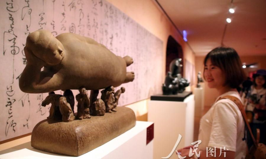 甘肃省博物馆藏早期佛教文物展亮相苏州
