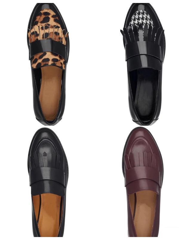 乐福鞋这难以割舍的3cm,不仅仅是穿衣搭配,更是快乐幸福