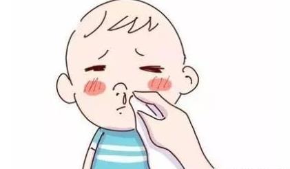 冬季宝宝鼻涕虫护理你做对了吗?