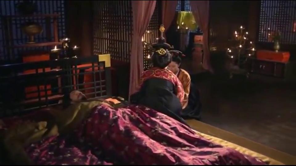 芈月传:芈月都当上太后了,惠后竟还不消停,派刺客进入秦宫!
