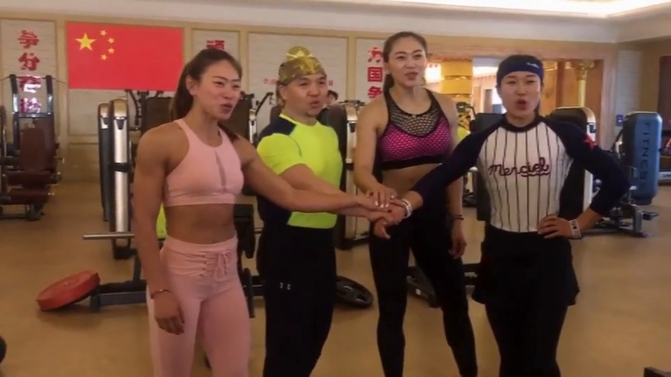 AFBF2018年底52届亚洲健身健美锦标赛倒计时开始