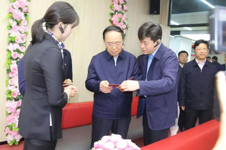 刘志宏在盐湖区调研主题教育和安邑古城综合开发建设
