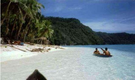 东伦内尔岛:是所罗门群岛中最南端的岛!