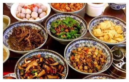 李湘的晚餐,倪妮的晚餐,许玮宁的晚餐,网友:图4最接地气!