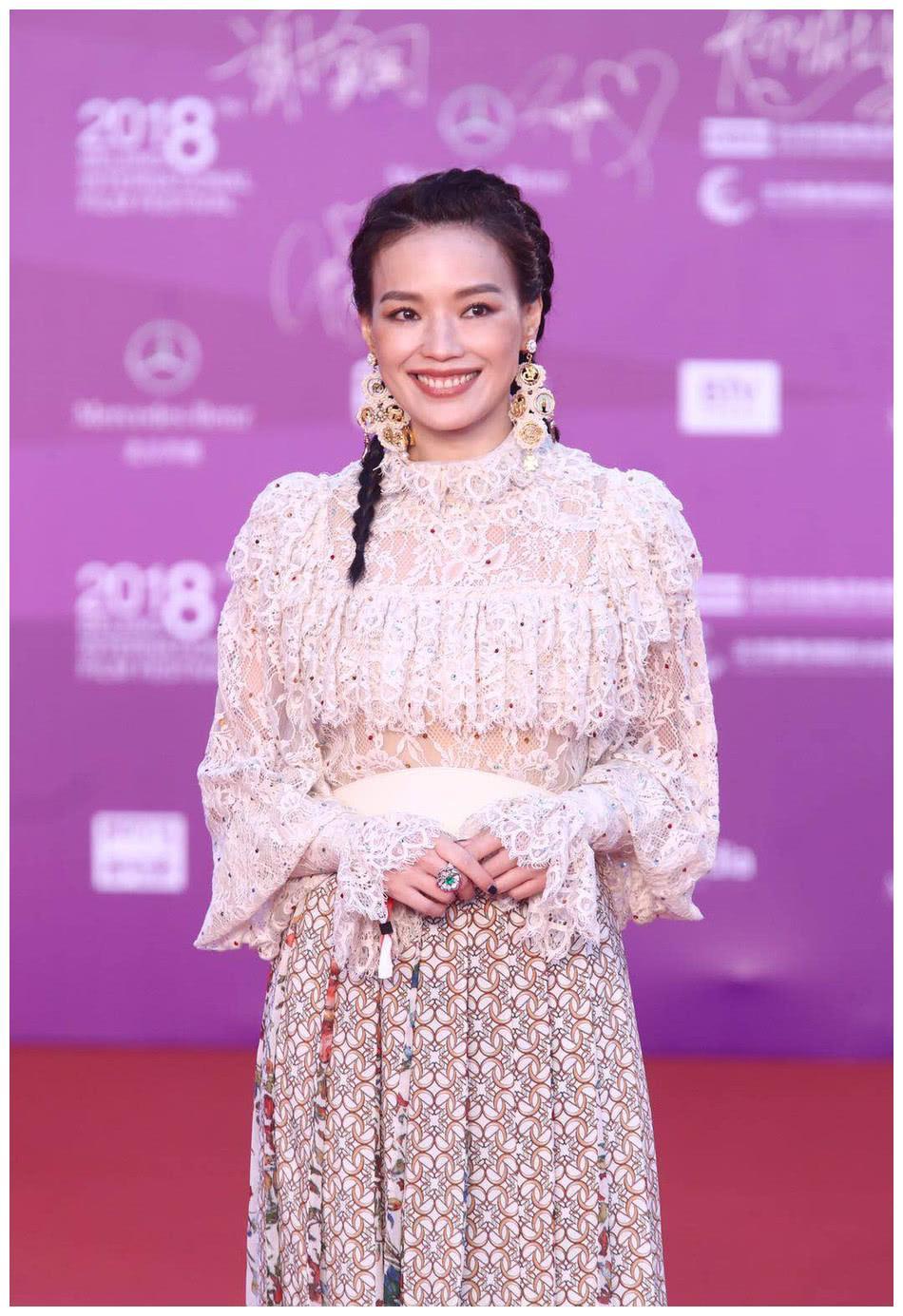 北影节林志玲舒淇美炸了,佟丽娅像仙女,关晓彤又被骂了