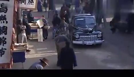 汽车停在路中间,范五爷一下就说出原因,大清遗族就是厉害啊!