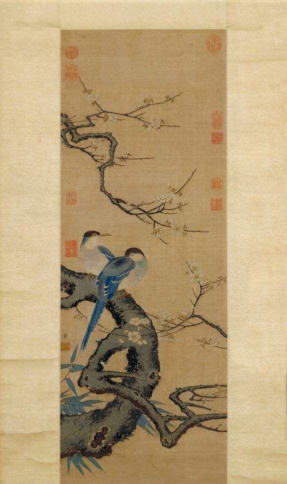 故宫博物院收藏的十大稀世珍宝,图4有法帖之祖的美誉