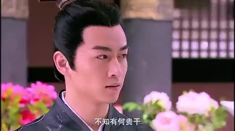 陆贞传奇:高湛前去找陆贞,谁料嘉敏突然出现,陆贞气的转身就走