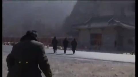 12.1枪杀大案:警察赶到大佛寺,没想到扑空,人家压根没来