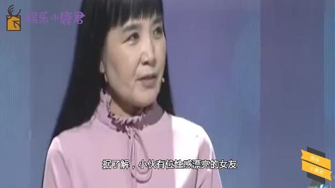 小伙欠款百万,性感女友只用一天还清,女子上场涂磊:你到做什么