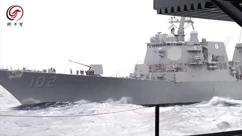 美上百架战机军舰包围伊朗 俄口气不一样这次可能真要打