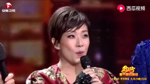 林忆莲赞自己厨艺棒,还聊香港春节收红包,香港生活好精彩!