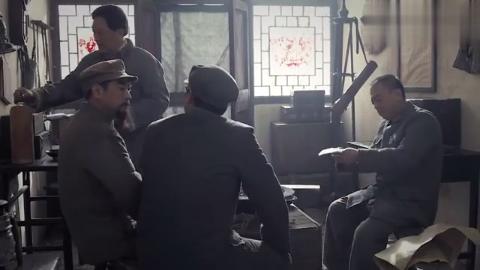经典影视:张同志会见张将军,达成口头停战协议,主张一致抗日