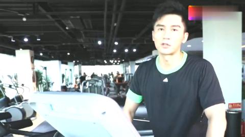 李晨懒理范冰冰生子绯闻分享健身经验肌肉明显帅出新高度