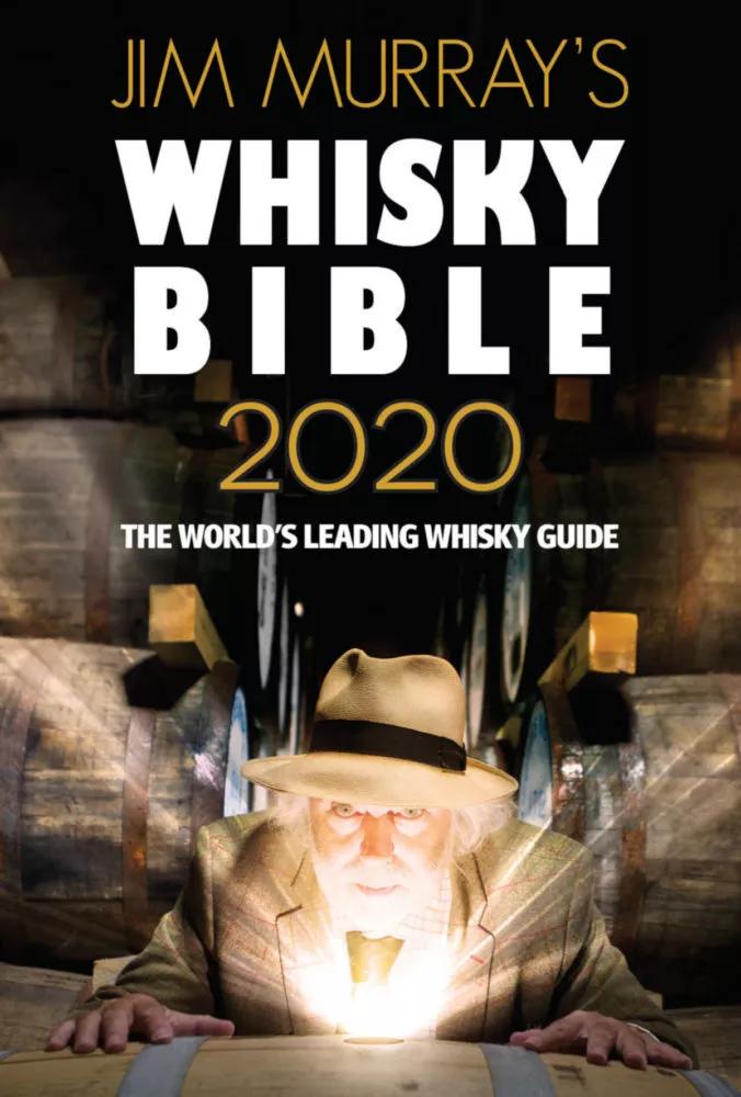威士忌专家吉姆·莫瑞发布《威士忌圣经2020》
