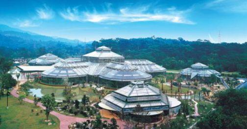 中国科学院华南植物园:我国收集物种最多的南亚热带植物园