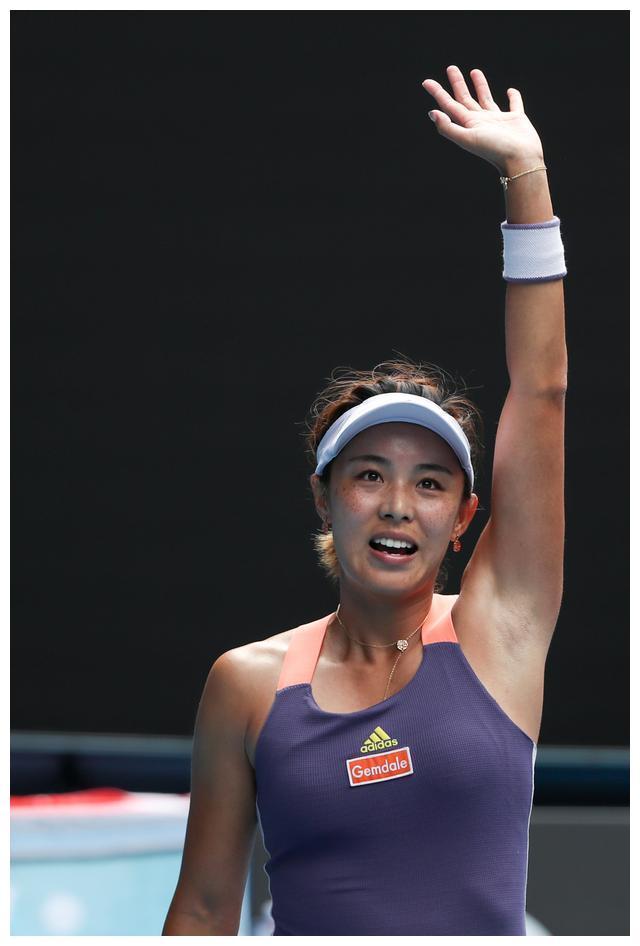 网球 澳网:王蔷胜小威晋级