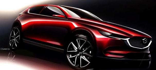 马自达CX-2 官方图放出,或将在日内瓦车展亮相!