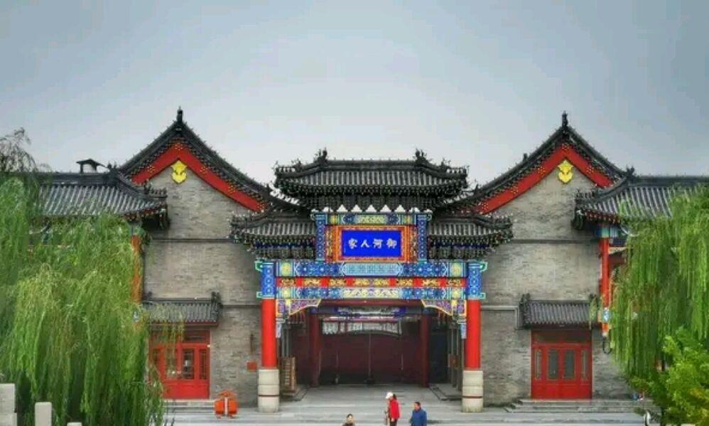 """天津古镇""""杨柳青""""这么美丽的地名你知道是怎么来的吗"""