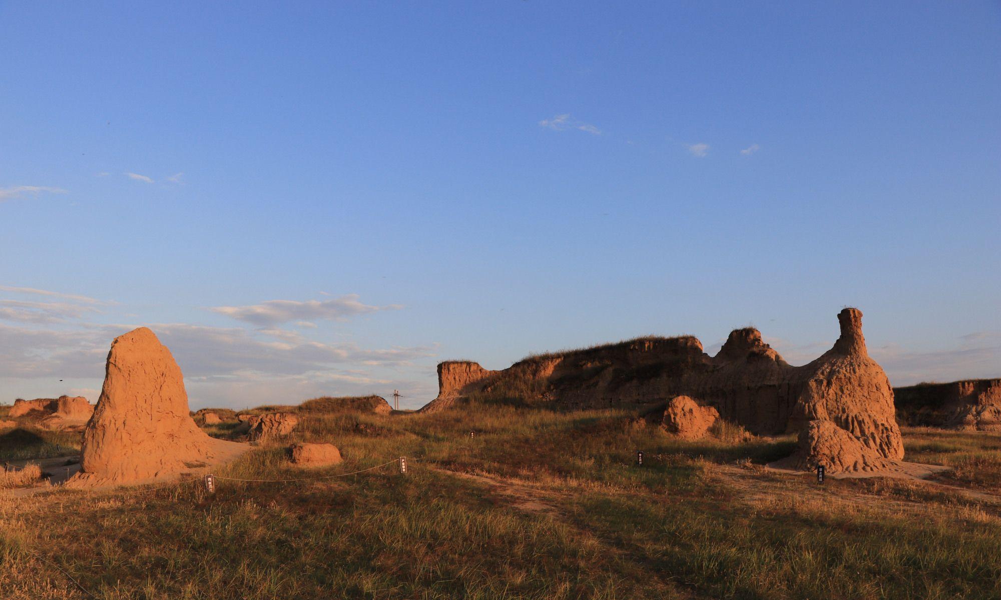 """特殊地质条件形成的""""土林""""景区!黄昏的景色最美,门票只要60元"""
