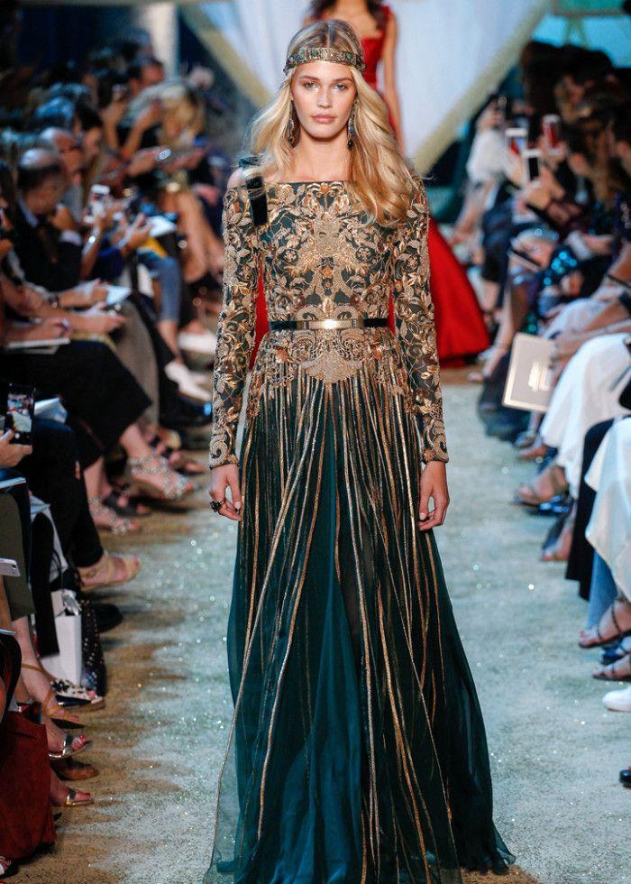 时装穿搭:模特美女时尚有范,各色穿搭展现潮流魅力,女人味十足
