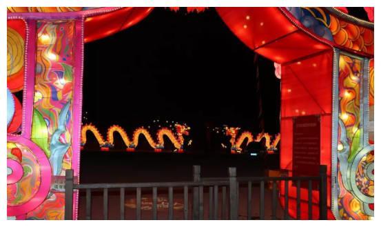 因疫情下架,最后看一眼山西张壁灯展那些未曾与观众谋面的美好!