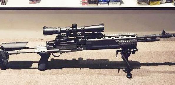 美国海豹突击队的最爱!所谓的增强型战斗步枪到底有多强?