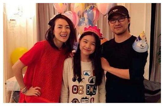 汪峰前妻13岁女儿,颜值超过章子怡,与田亮女儿合称最美星二代