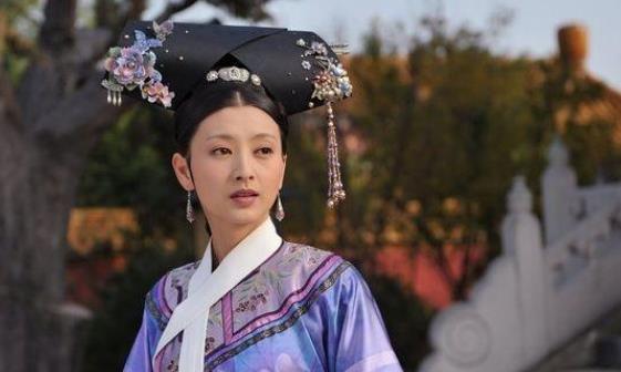 沈眉庄原型:14岁入宫,为雍正生下一子,是晋级最快嫔妃
