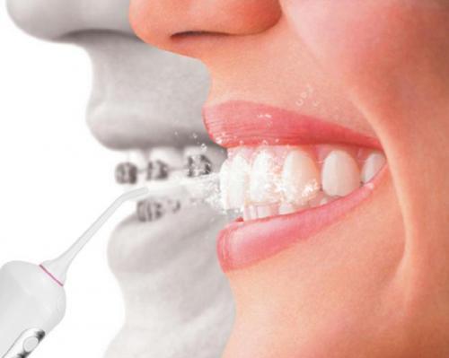 口腔冲洗新体验,水牙线好用吗