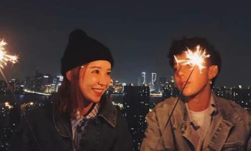 超甜·情侣头像:听说,时间就像火,会把陪伴熬成最芬芳的浓汤