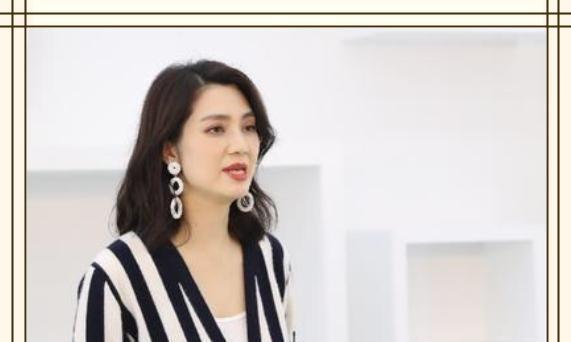 47岁洪欣活动现场图曝光,网友:此女只应天上有,人间难得几回闻