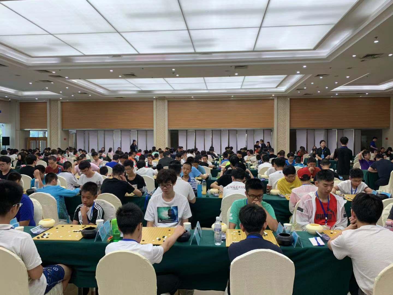 第八届青少年围棋精英赛明开幕 首轮对阵出炉
