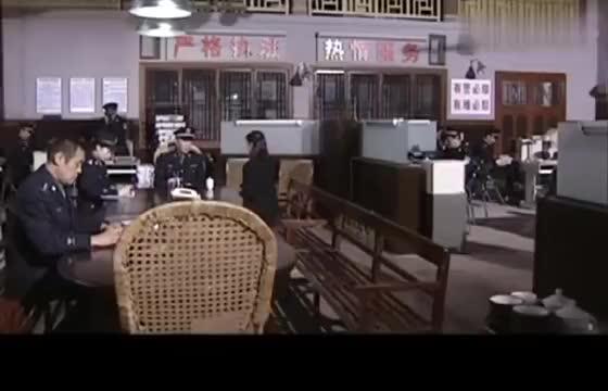 不要和陌生人说话:梅湘南还有心理阴影,不愿配合冯队长抓匪徒