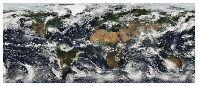 美国卫星图像被解密!中国海岸线现状令人害怕,潮间带已萎缩37%