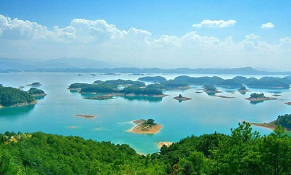 中国旅游景区大全之浙江千岛湖伯爵号豪华游轮