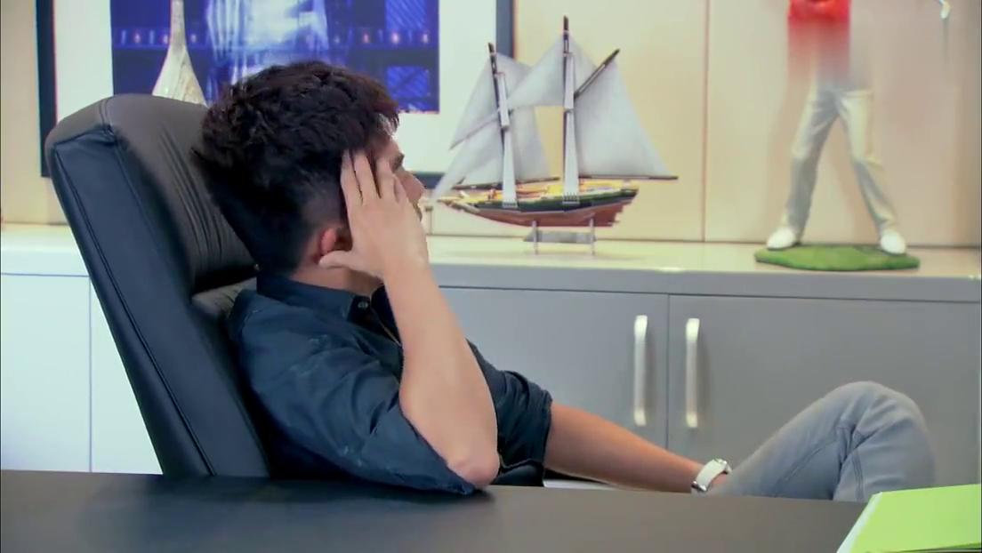 西诺让刘琳丢了工作,自己感觉很内疚,找到了刘琳!