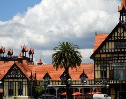 """新西兰霍克斯湾大区为重要的港市,这里被称为""""姊妹城市"""""""