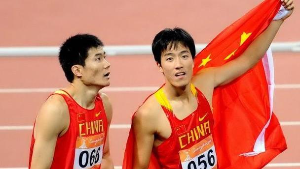 """110米栏""""千年老二"""",退役后成教练娶娇妻,称和刘翔没有交集!"""