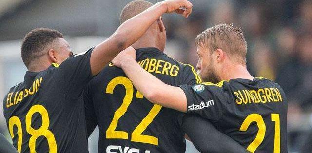 小M看上周日的球,瑞典的超级联赛:索拉纳对卡尔马
