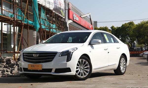 CadillacXTS最大折扣为40,000。