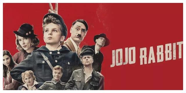 奥斯卡最佳编剧,乔乔的异想世界,二战故事当下看起来别有意