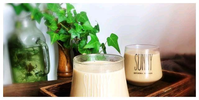 天气转凉了,早餐给孩子做这杯热饮,提高免疫力少感冒,还能补脑