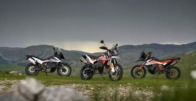 """谁来驯服?KTM发布市售790ADV""""Rally""""版"""