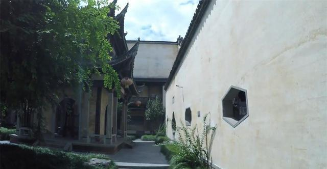 四川花盐街:原是大地主的