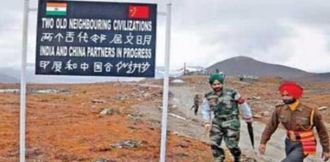 世界最有趣的三大边界:中印边界有错字,这两个小国边界是桌子