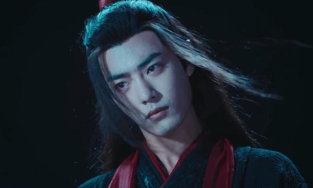"""原来""""魏无羡""""的第一人选是朱一龙,当定妆照曝光后:还好是肖战"""