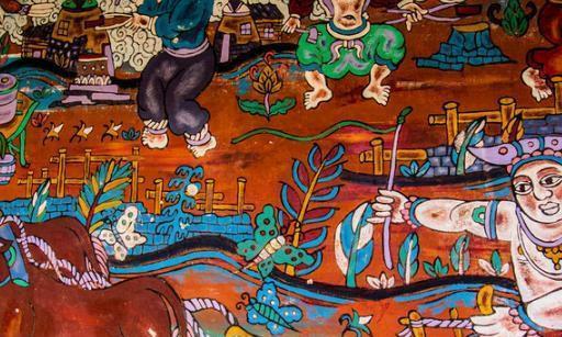 丽江的东巴文化殿堂——玉水寨,最佳旅游时间已到