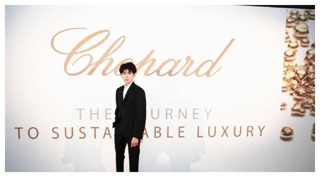 王源巴塞尔参加品牌新闻发布会,全程英文发言,厉害了我的奶源!