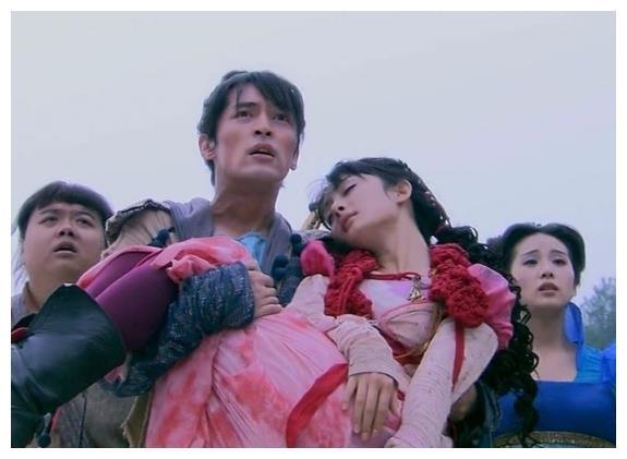五位公主抱过杨幂的男演员:第二个感觉抱不动,第四个是她的真爱